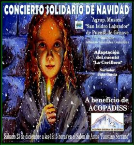 Concierto de Navidad Solidario 1